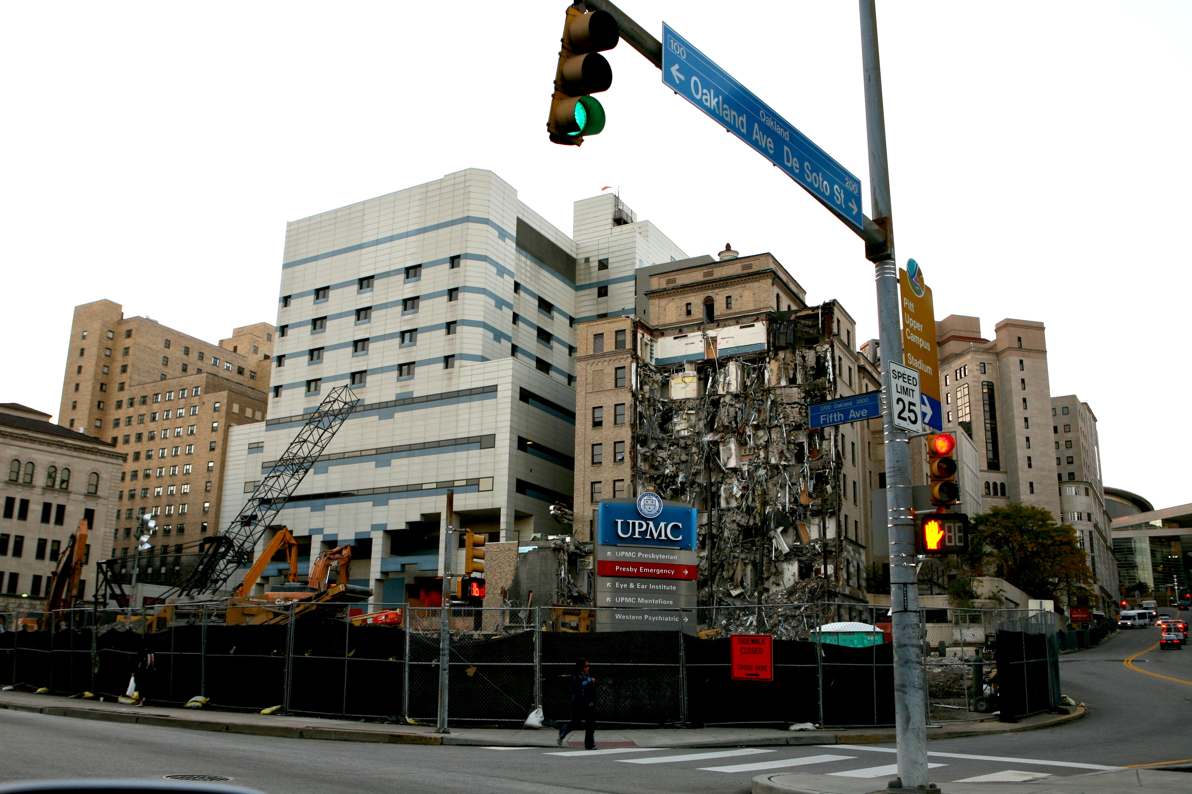 Children's Hospital Pittsburgh PA- Old and New – Ruth E